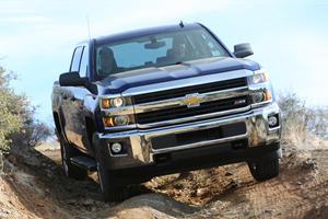 Chevrolet Silverado HD Receives Heavy Discount