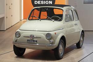 Fiat Cinquecento Deemed A Work Of Modern Art