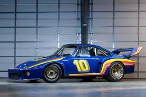 A Trio Of Million-Dollar Porsches Head To Auction