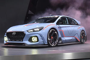 The Secret To Hyundai N's Halo Car Is The Kona EV Crossover