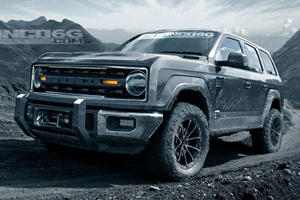 2020 Ford Bronco Will Have A Very Familiar Design