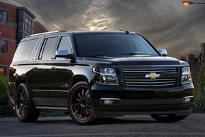 You Can Now Buy A 1000-HP Chevrolet Suburban & Tahoe
