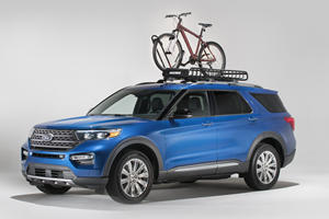 Equip Your 2020 Ford Explorer For Outdoor Adventure