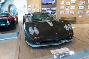 Pagani Planning Something Special For Zonda's 20th Anniversary