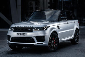 New Range Rover Sport HST Arrives With 400-HP Straight-Six