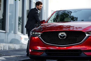 Mazda Working On New Crossover For USA