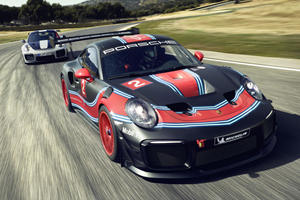 Porsche GT2 RS Clubsport Gets A Racing Series All To Itself