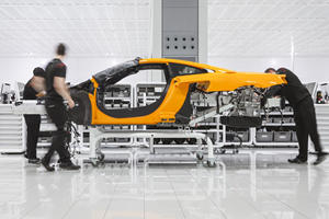 McLaren Keeps The Engines Coming For Future Supercars