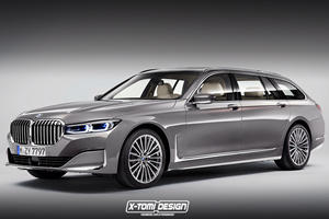 We'd Love To See A BMW 7 Series Wagon