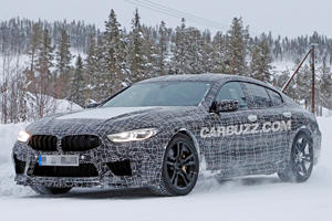 BMW M8 Gran Coupe Is Going To Be A Beauty
