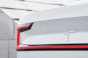 Polestar 2 Shows Off Its Pretty Rear End