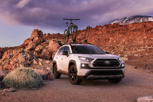 Toyota RAV4 TRD Off-Road Vs. Adventure: What's The Difference?
