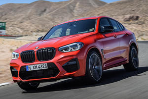 2020 BMW X3 M And X4 M Pricing Announced