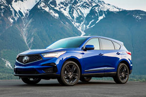 This Is What An Acura RDX Type R Looks Like