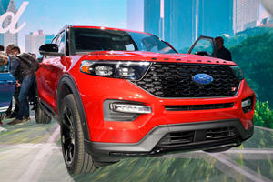 2020 Ford Explorer Can Get More Expensive Than Lincoln Aviator