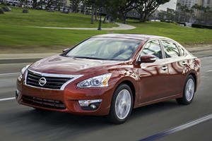 Nissan Altima Recalled Yet Again