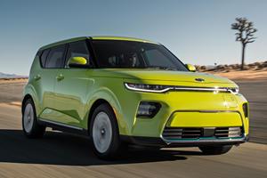 2020 Kia Soul EV Is Literally Miles Better Than Before
