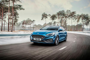 All-New 276-HP Ford Focus ST Breaks Cover