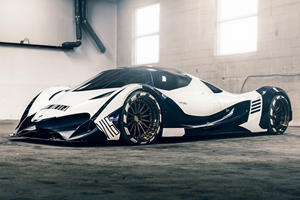5,000-HP Devel Sixteen Has A Two-Year Wait List