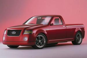 Weekly Craigslist Hidden Treasure: 2001 Ford Lighting Rod Concept