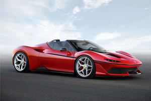 Rare Ferrari J50 For Sale Is One Of Ten In The World