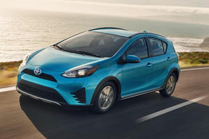 The Toyota Prius C May Not Be Long For This World