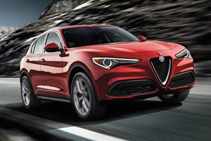 New Alfa Romeo Crossover Will Slot Below The Stelvio
