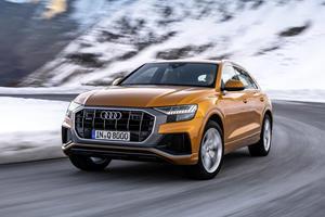 Audi Q8 Gains Two New Engine Options