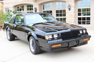 1987 Buick GNX Sells For Silly Money