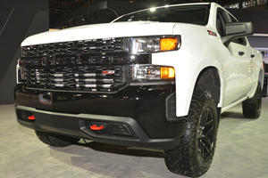 Blame Truck Buyers For Chevrolet Silverado HD's Bold Styling