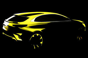 Sporty Kia Ceed Crossover Coming To Geneva
