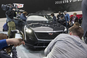 Missed Out On A 550-HP CT6-V? Cadillac Has A Solution