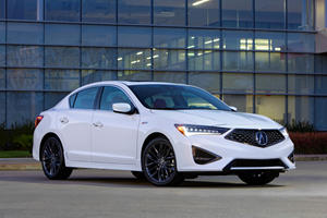 2019 Acura ILX Review