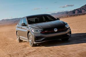 2019 Volkswagen Jetta GLI Better Value Than Golf GTI