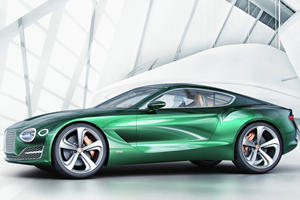Bentley Can't Decide What EV To Build