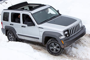 Jeep Liberty Owners Are Being Left Out In The Cold