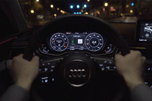 Audi Wants To Help You Avoid Getting Stuck At Red Lights