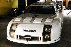 Rare Mazda RX-7 Racer Rediscovered After 35 Years