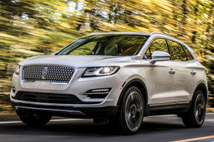 Lincoln Corsair Should Arrive With Three Unique Powertrain Options