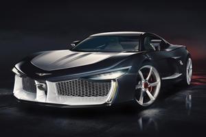 Hispano Suiza Reveals New 1,070-HP Supercar