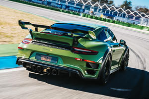 TechArt Reveals 770-HP Porsche 911 Turbo S