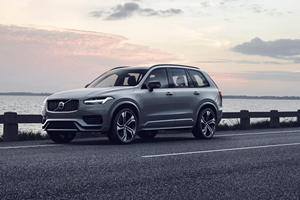 2020 Volvo XC90 Unveiled With Formula 1 Technology