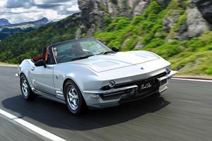 The Miata Corvette Mashup Proves Massively Popular