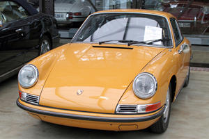 Porsche 911 Evolution: The Original 911 (1963 - 1974)