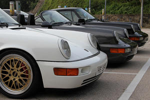 Porsche 911 Evolution: Type 964