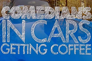 """""""Comedians in Cars Getting Coffee"""" with Jerry Seinfeld"""