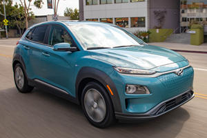 Hyundai Can't Keep Up With Kona EV Demand