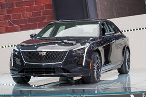 More 550-HP Cadillac CT6-Vs Are On The Way