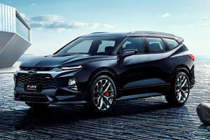 Chevrolet Gives New Three-Row Crossover A Name