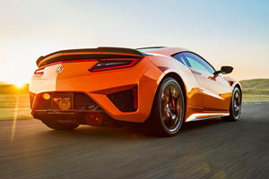 Acura Has No Plans To Discontinue NSX